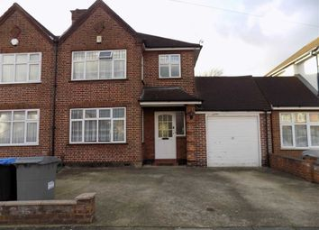 Thumbnail 4 bed semi-detached house to rent in Vista Way, Harrow, Middlesex