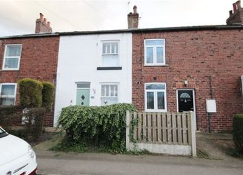 Thumbnail 2 bed terraced house to rent in Milton Place, Station Road, Hensall, Goole