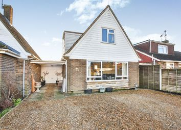 Thumbnail 3 bedroom bungalow for sale in Meadow Close, Hellesdon, Norwich