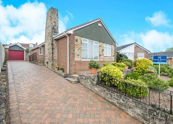 Thumbnail 3 bed bungalow for sale in Eastfield Crescent, Laughton, Sheffield