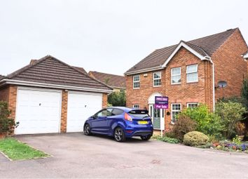 Thumbnail 4 bed detached house for sale in Fynamore Gardens, Calne