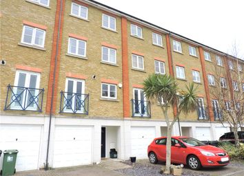 Thumbnail 4 bed town house for sale in San Juan Court, Eastbourne, East Sussex