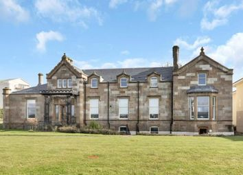 Thumbnail 2 bed flat for sale in Elderslie Gardens, Largs, North Ayrshire