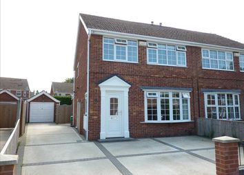 Thumbnail 3 bed semi-detached house for sale in Church View, Church Meadows, Grimsby