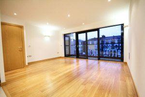 Thumbnail 1 bed flat to rent in Terrace Apartments, Drayton Park, Highbury
