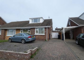 Thumbnail 3 bed semi-detached bungalow to rent in Fairview Gardens, Sturry, Canterbury