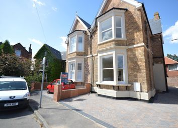 Thumbnail 4 bed semi-detached house for sale in New Parks Crescent, Scarborough