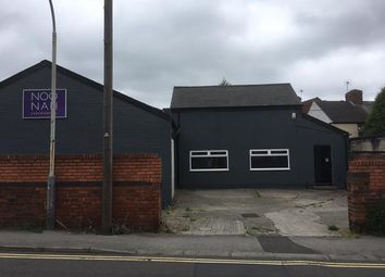 Thumbnail Light industrial to let in Unit 1A, Calow Lane, Chesterfield, Derbyshire