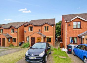 Thumbnail 2 bed semi-detached house for sale in Bollin Drive, Congleton