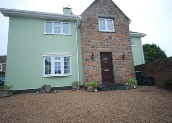 Thumbnail 3 bed detached house for sale in Gorey, Grouville