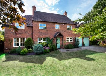 Thumbnail 5 bed detached house for sale in Far Hill House, Freasley, Tamworth