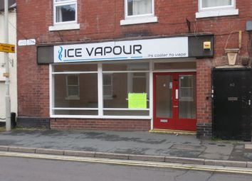 Thumbnail Retail premises to let in 60 Upper Bar, Newport, Shropshire