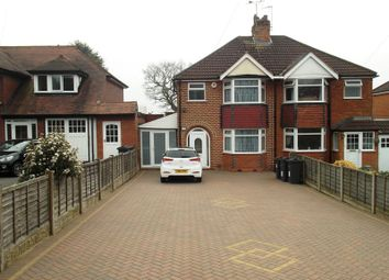 Thumbnail 3 bed semi-detached house for sale in Redditch Road, Kings Norton, Birmingham