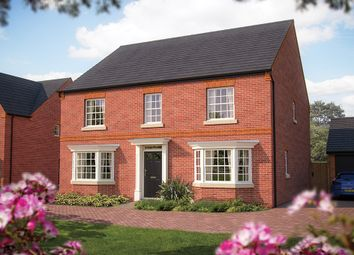"Thumbnail 5 bed detached house for sale in ""The Winchester"" at Larbourne Park Road, Flore, Northampton"