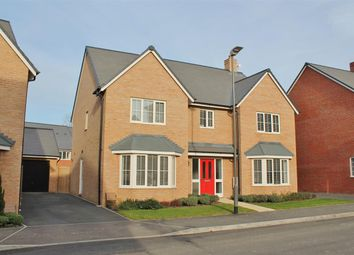 Thumbnail 5 bed detached house for sale in Highland Mews, Moreton Drive, Maids Moreton, Buckingham