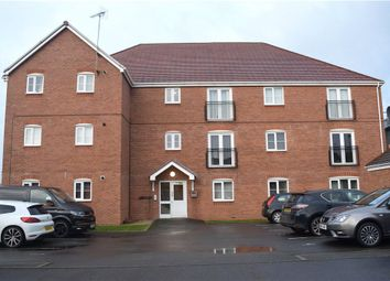 Thumbnail 2 bed flat for sale in Knights Road, Nuneaton, Warwickshire