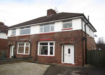 Thumbnail 3 bed semi-detached house for sale in Remer Street, Crewe