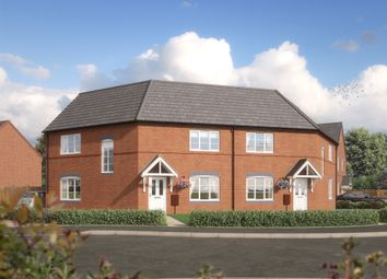 Thumbnail 3 bed semi-detached house for sale in Creswell Croft, Creswell Manor Farm, Stafford