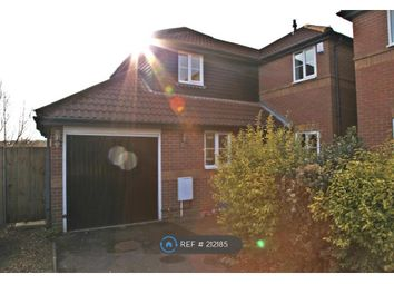 Thumbnail 4 bed detached house to rent in Badgers Oak, Milton Keynes