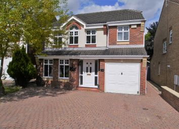 Thumbnail 4 bed detached house for sale in Whisperwood Drive, Woodfield Plantation, Doncaster