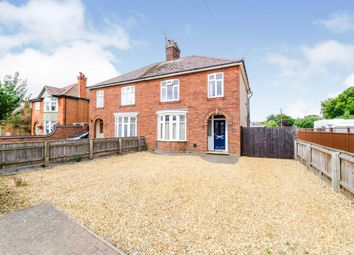 Thumbnail 3 bed semi-detached house for sale in Bassenhally Road, Whittlesey, Peterborough