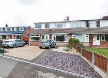 Thumbnail 3 bed semi-detached house for sale in Vernon Road, Greenmount, Bury
