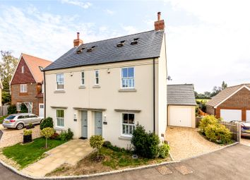 Thumbnail 3 bed semi-detached house for sale in Holly Tree Grove, Walberton, Arundel
