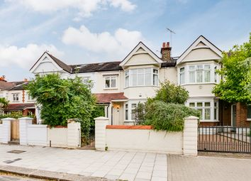 Thumbnail 4 bed terraced house for sale in Netheravon Road, London