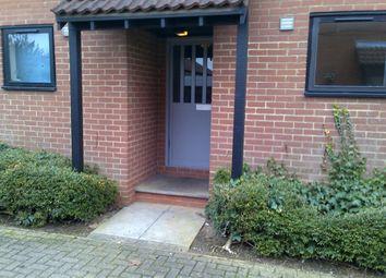 Thumbnail 1 bed flat to rent in Taranis Close, Milton Keynes