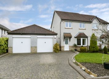 Thumbnail 3 bed semi-detached house for sale in 33 Gilberstoun Brig, Brunstane, Edinburgh