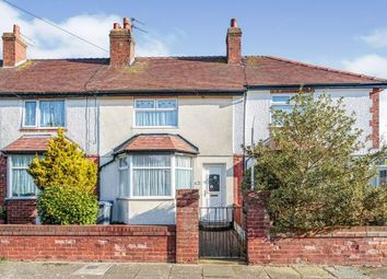 Thumbnail 3 bed terraced house for sale in Armadale Road, Blackpool, Lancashire, .