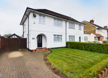 Thumbnail 3 bed semi-detached house for sale in North View, Pinner