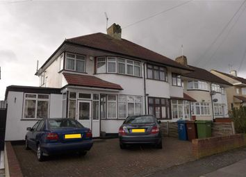 Thumbnail 4 bed semi-detached house for sale in Beverley Gardens, Stanmore, Middlesex