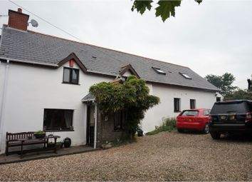 4 bed farmhouse for sale in Trelewis, Treharris CF46
