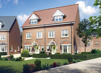 "Thumbnail 3 bed property for sale in ""Halstead"" at Welton Lane, Daventry"