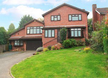 Thumbnail 5 bed detached house for sale in Huntsmans Close, Bridgnorth, Shropshire