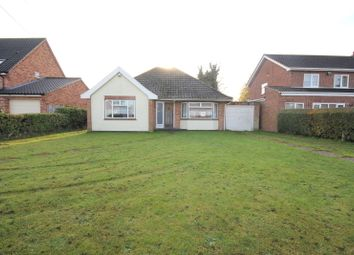 Thumbnail 2 bed detached bungalow to rent in Grove Avenue, New Costessey, Norwich