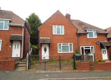 Thumbnail 3 bed semi-detached house for sale in Bath Road, Quarry Bank, Brierley Hill, West Midlands