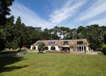 Thumbnail 5 bed detached house to rent in Branksome Park, Poole