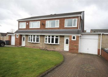 Thumbnail 3 bed semi-detached bungalow for sale in Lymefield Drive, Boothstown, Manchester