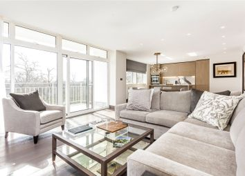Thumbnail 3 bed flat for sale in Falmouth House, Clarendon Place, London