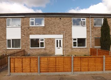 Thumbnail 3 bed terraced house to rent in Chantry Avenue, Kempston, Bedford