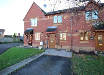 Thumbnail 2 bed terraced house for sale in The Lawns, Bedworth