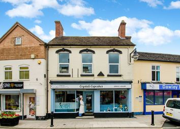 Thumbnail Retail premises for sale in High Street, Dawley, Telford