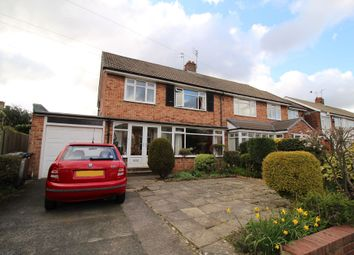 Thumbnail 1 bed flat to rent in Oakhurst Drive, Gosforth, Newcastle Upon Tyne