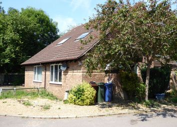 Thumbnail 1 bed end terrace house for sale in Willow Drive, Bicester