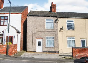 Thumbnail 2 bed end terrace house for sale in Church Street, Ripley