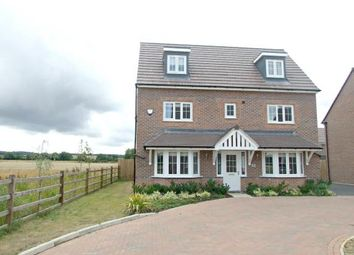 Thumbnail 5 bed detached house for sale in The Wickets, Bottesford, Nottingham, Nottinghamshire
