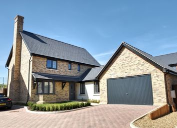 Thumbnail 4 bed detached house for sale in The Briar, Brook Grove Development, Bishop's Stortford