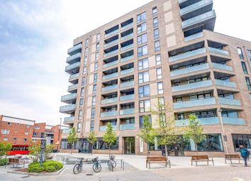 Thumbnail 1 bed flat to rent in Lighterman Point, London